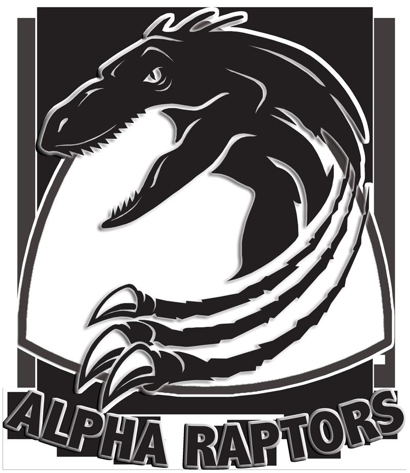 Alpha Raptors Logo