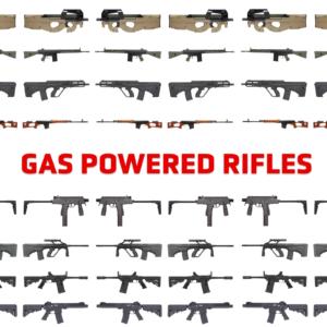 Gas Powered Rifles