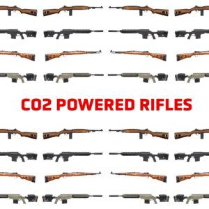Co2 Powered Rifles