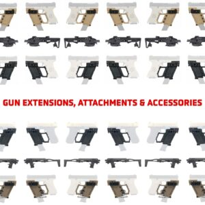 Gun Extensions, Attachments & Accessories